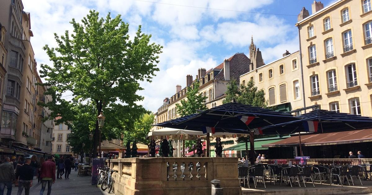 Metz Paris