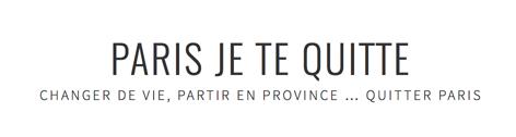 Paris Je Te Quitte Logo