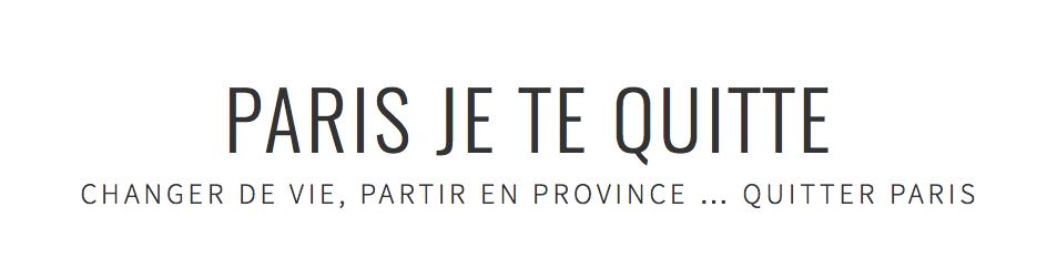 Paris Je Te Quitte Retina Logo
