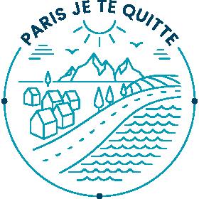 Paris, je te quitte Retina Logo