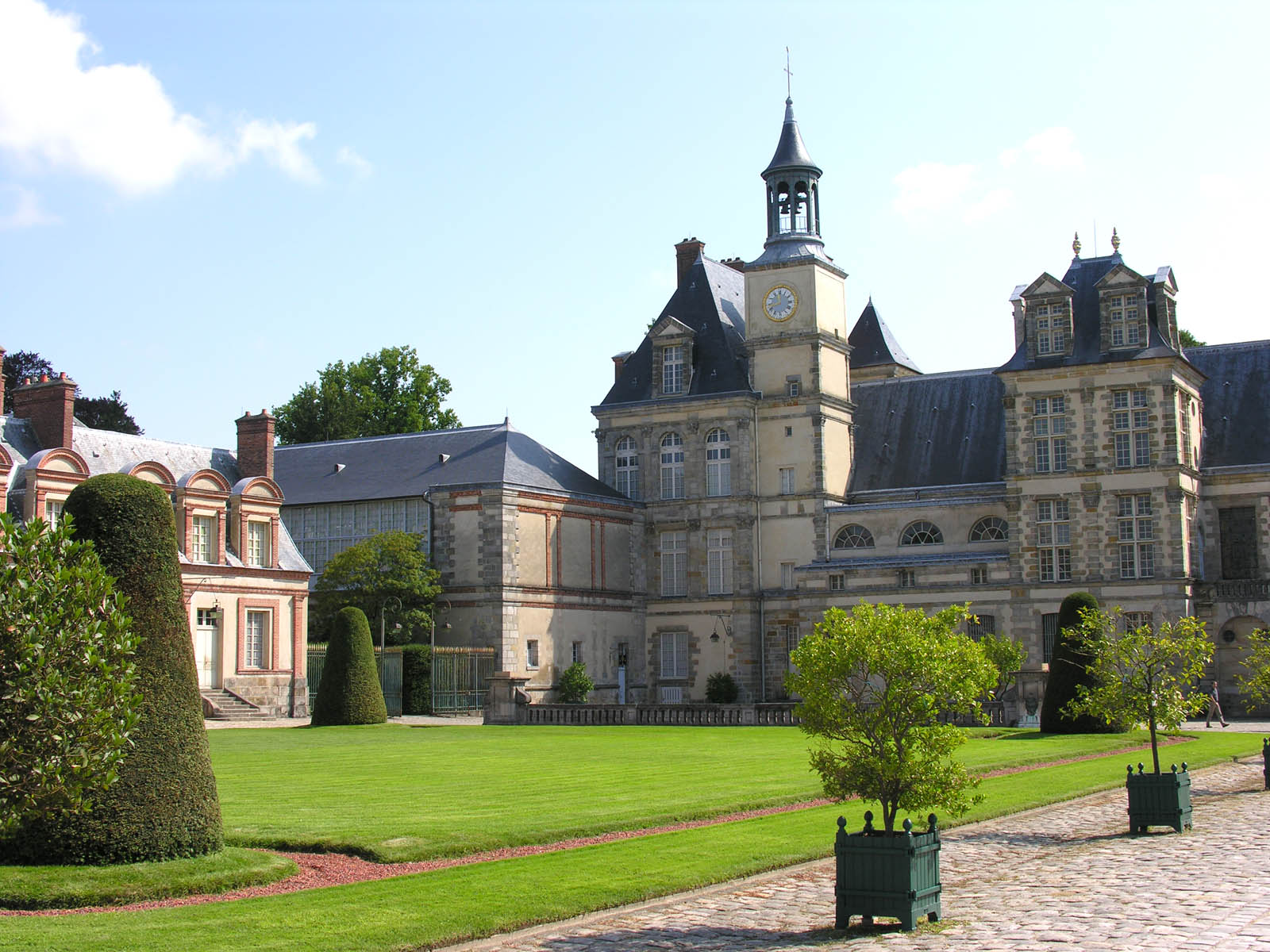 Partir de Paris pour Fontainebleau