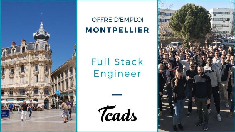 offre teads_full stack engineer