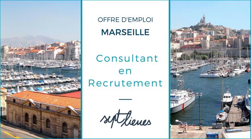 offre emploi consultant marseille