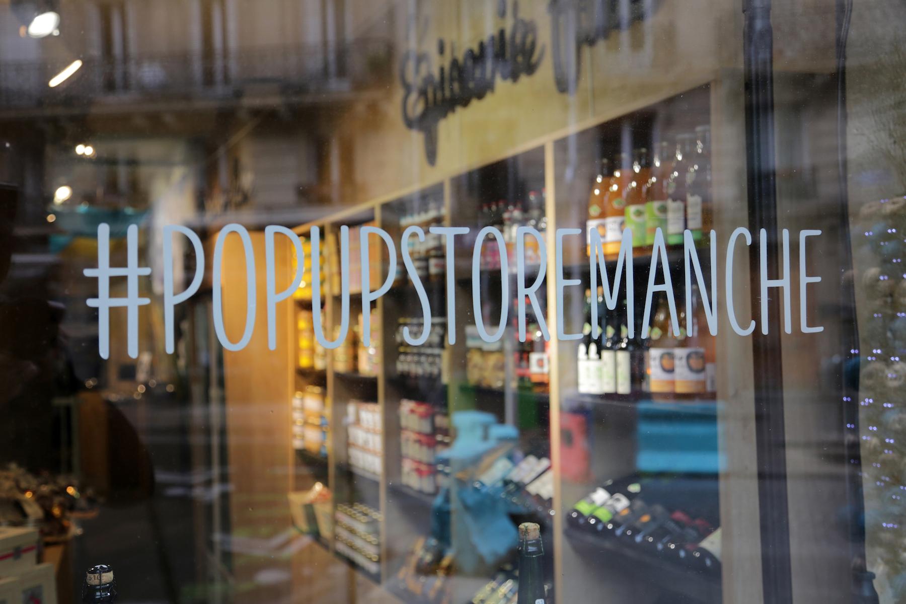 boutique éphémère manche paris