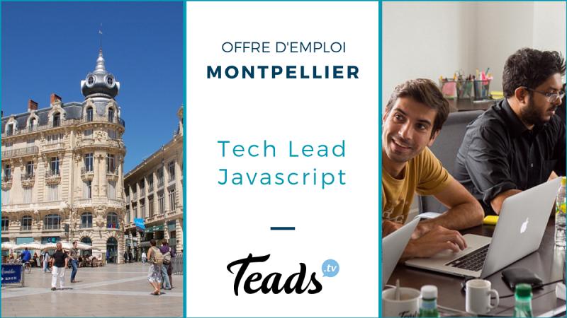 teads tech lead javascript