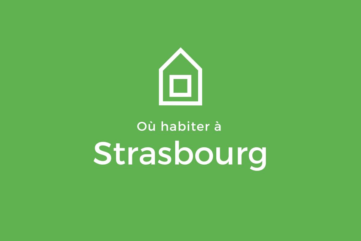 Notre sélection de quartiers à Strasbourg