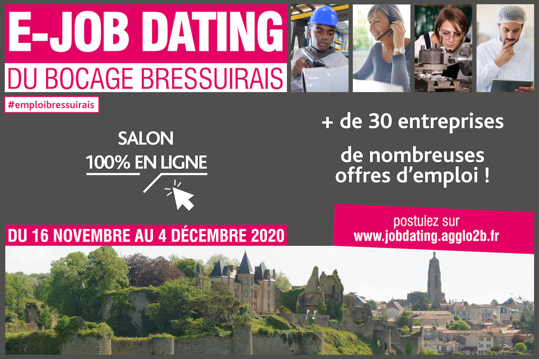 job dating bressuire